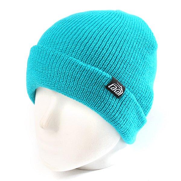 Шапка Lakai Watchman Turquoise
