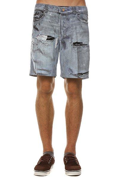 Пляжные мужские шорты Insight Stone Free Brawl Blue insight шорты пляжные insight retro daze artline blue
