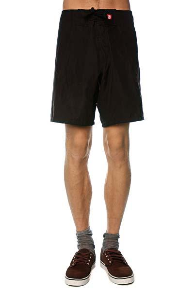 Пляжные мужские шорты Element Permission Iv 46 Cm Black<br><br>Цвет: черный<br>Тип: Шорты пляжные<br>Возраст: Взрослый<br>Пол: Мужской