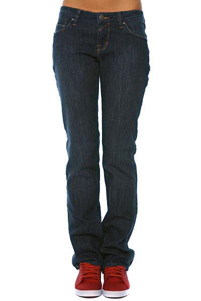 Джинсы прямые женские Matix 5Pkt Str8 Nr ResnСтильные женские джинсы в классической однотонной цветовой гамме.Технические характеристики: Классический прямой крой.Удобная талия.Комфортная посадка.Карманы для рук.Карман для мелочи.Задние карманы.Петли для ремня.Однотонный дизайн.Ярлычок с логотипом.<br><br>Цвет: синий<br>Тип: Джинсы прямые<br>Возраст: Взрослый<br>Пол: Женский