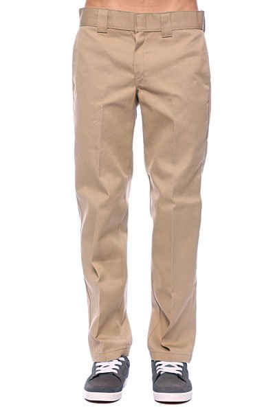 Штаны Dickies Slim Straight Work Pant Khaki cxsm10 10 cxsm10 20 cxsm10 25 smc dual rod cylinder basic type pneumatic component air tools cxsm series lots of stock