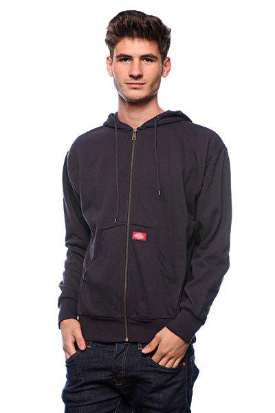 Толстовка Dickies Thermal Lined Hooded Fleece Jacket Dark Navy<br><br>Цвет: синий<br>Тип: Толстовка классическая<br>Возраст: Взрослый<br>Пол: Мужской