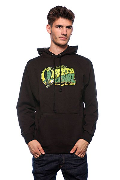 ��������� Creature Party Vulture Pullover Black