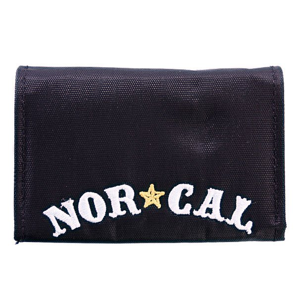Кошелек Nor Cal Nautical Tri-Fold Black