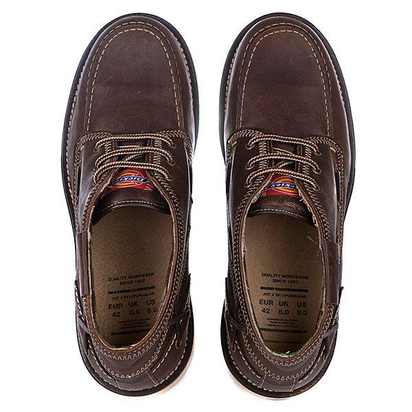 Ботинки Dickies Nailhead Moc Marron