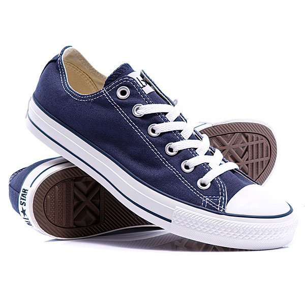 Кеды кроссовки Converse All Star Ox Unisex Navy