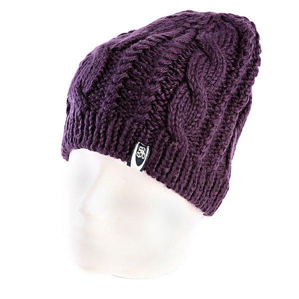 Шапка женская Oakley Gb Beanie Purple Shade