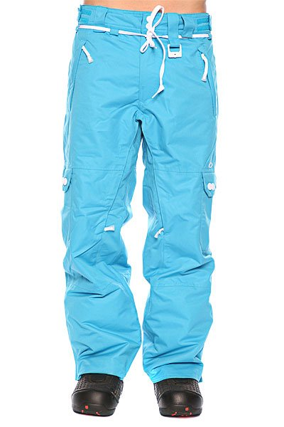 ����� ��������������� Oakley Lava Pant Jewel Blue