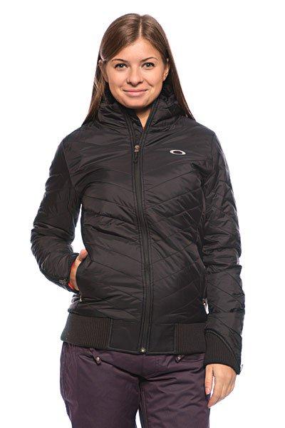 Куртка женская Oakley Zig Zag Black