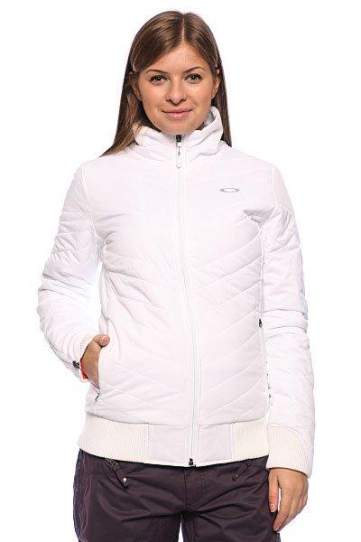 Куртка женская Oakley Zig Zag White