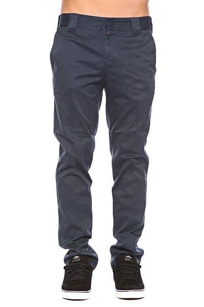 Штаны Штаны прямые Dickies 182 Gd Pant Navy Blue от Proskater