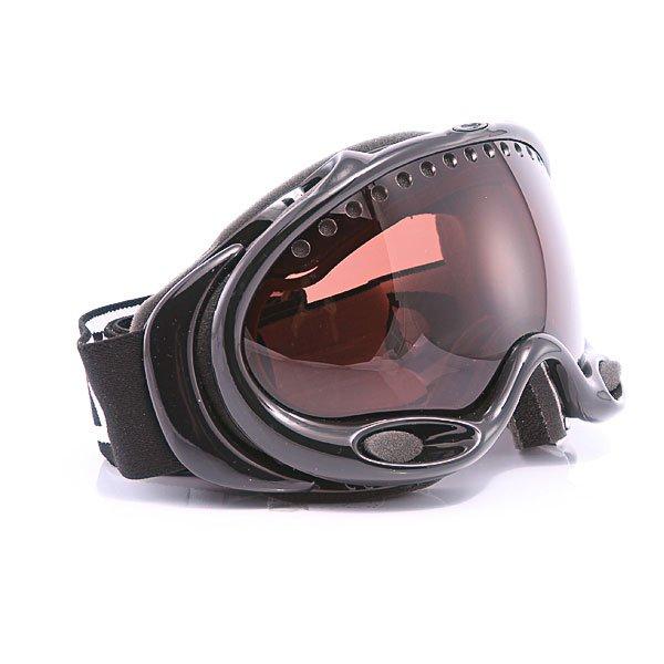 Маска Oakley A Frame Snow Jet Black Vr28 PolarizedТехнические характеристики:  Мужская модель  Оптически корректная двойная линза  Тройной слой флиса для максимального впитывания влаги и комфорта  Формула F-3 Anti-fog и система вентиляции предотвращают запотевание  Защита от ультрафиолета с помощью линзы из Плутонита (Plutonite®) – материала, который на 100% отфильтровывает ультрафиолет А, B и C, а также вредный синий свет до 400 нм  Прочность по стандарту ANSI Z87.1 / ASTM F659  Патентованная геометрия линзы POLARIC ELLIPSOID™  Поляризационная линза Oakley HDPolarized минимизирует блики от снега и блестящих объектов с точностью более  99%. Это лучшая поляризационная линза в мире<br><br>Тип: Маска для сноуборда<br>Возраст: Взрослый<br>Пол: Мужской