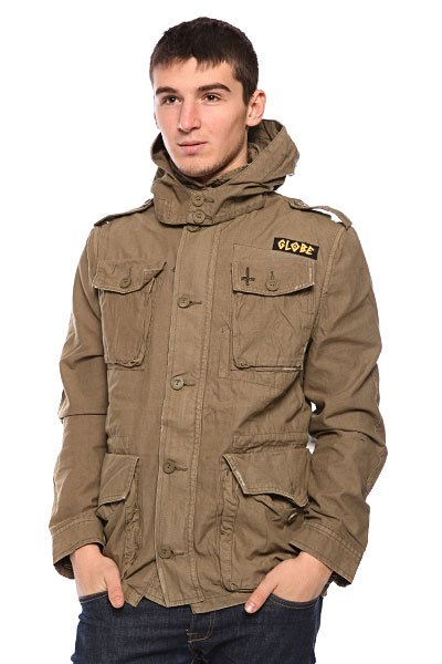 Куртка Globe Non Civil Jacket Combat