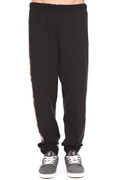 Штаны прямые Santa Cruz Big Strip Black
