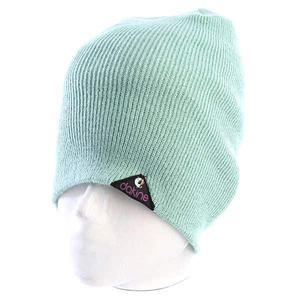 Шапка женская Dakine Morgan Mint<br><br>Цвет: зеленый<br>Тип: Шапка<br>Возраст: Взрослый<br>Пол: Женский
