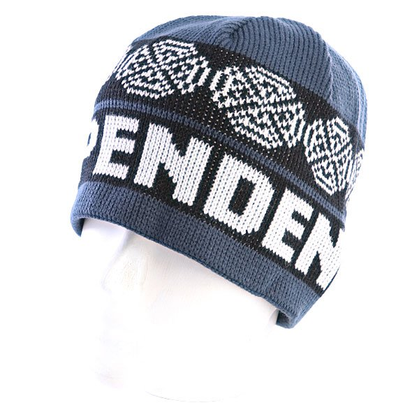 ����� ����� Independent Woven Crosses Grey/Black/Eclipse