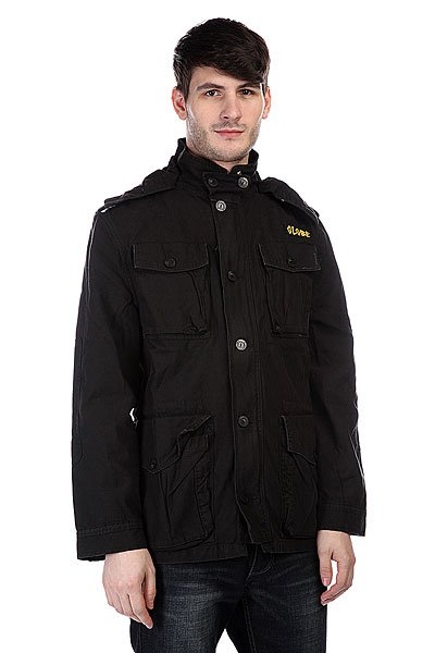 Куртка Globe Non Civil Jacket Black