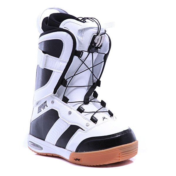 Ботинки для сноуборда мужские Lamar Freeride Mens Black