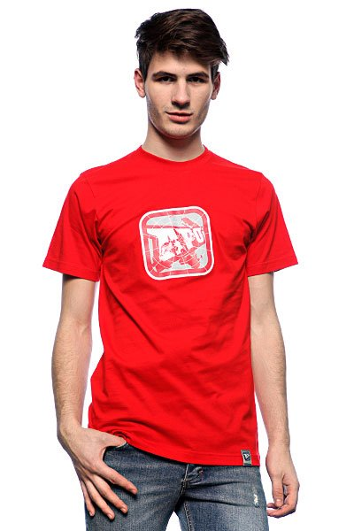 Футболка Apo Corpo red<br><br>Цвет: красный<br>Тип: Футболка<br>Возраст: Взрослый<br>Пол: Мужской