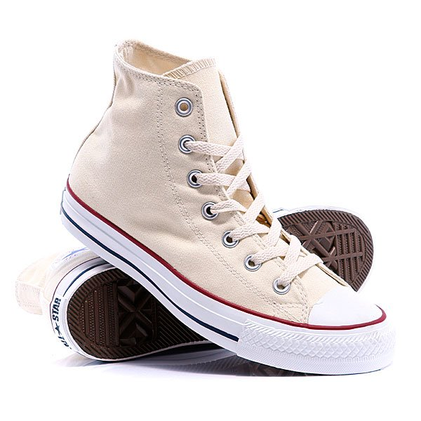 Кеды кроссовки высокие Converse Chuck Taylor As Core Unisex Canvas Hi M9162 White