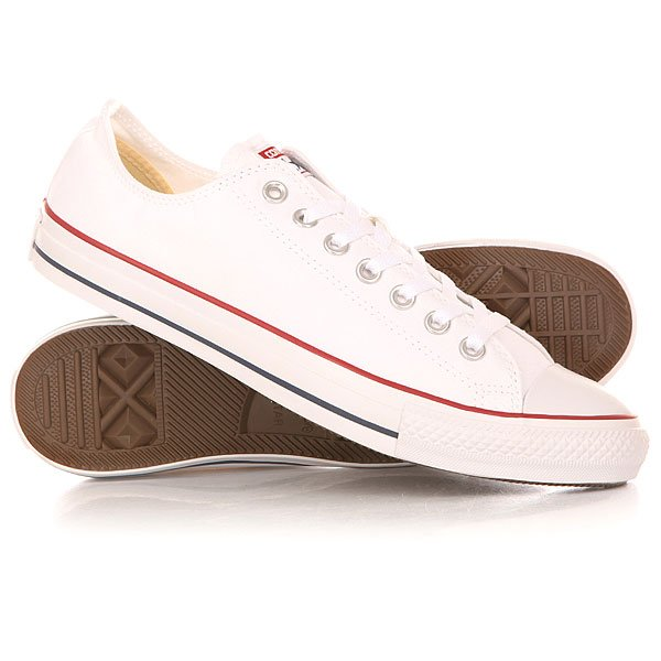 Кеды кроссовки Converse Chuck Taylor As Core Unisex Canvas Ox Optical M7652 White материнская плата msi a68hm grenade socket fm2 amd a68h 2xddr3 1xpci e 16x 1xpci 1xpci e 1x 4xsataiii matx retail