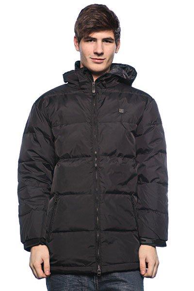 Куртка пуховик Globe Unify Jacket BlackТехнические характеристики:  Пуховая куртка из нейлона с высоким горлом, съемным капюшоном и светоотражающими логотипами.   • Внешняя ткань: 100% нейлон рипстоп  • Внутренняя ткань: 100% нейлон  • Водоотталкивающее покрытие  • Фасон: стандартный (regular fit)<br><br>Цвет: черный<br>Тип: Пуховик<br>Возраст: Взрослый<br>Пол: Мужской