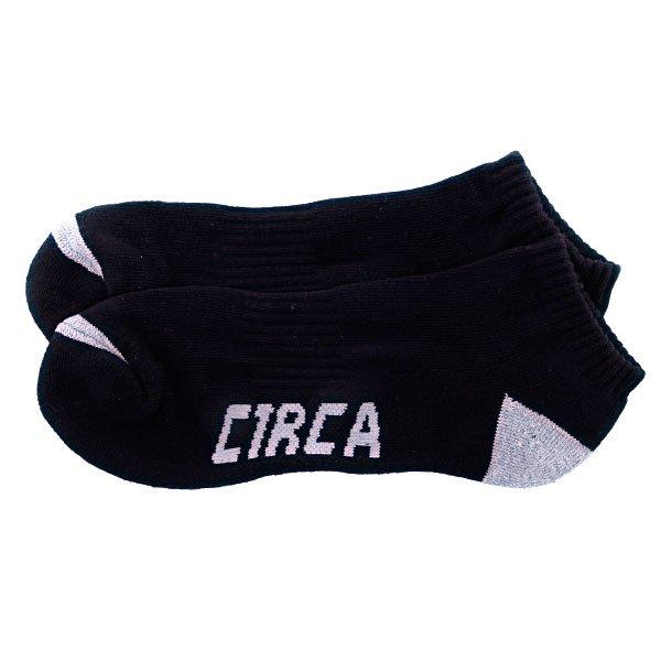 Носки низкие Circa Ghost Basics Black - Подарок<br><br>Цвет: черный<br>Тип: Носки высокие<br>Возраст: Взрослый<br>Пол: Мужской