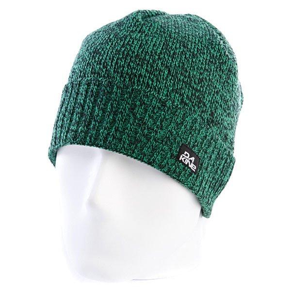 Шапка Dakine Gus Green<br><br>Цвет: зеленый<br>Тип: Шапка<br>Возраст: Взрослый<br>Пол: Мужской