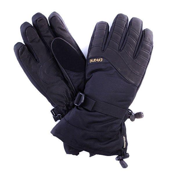Перчатки женские Dakine Sable Glove BlackЭргономичная формаDakine Titan Glove Carbon, повторяющая изгибы руки и пальцев, позаботится о максимально комфортном ношении.Характеристики:Подкладка выполнена из очень мягкого трикотажного материала. Ладонь изготовлена из качественной натуральной кожи, имеющей специальную водоотталкивающую пропитку и обладающей отличными износостойкими свойствами. На концах манжет имеется дополнительная затяжка, чтобы еще надежнее зафиксировать перчатку. Внутренняя подкладка изготовлена из эластичного материала, позволяющая хорошо адаптироваться к форме руки. Вставки на наружных сторонах больших пальцев, чтобы во время спуска с горы быстро стереть снег с маски или подтереть нос. С внешней стороны есть небольшой водонепроницаемый кармашек на змейке.<br><br>Цвет: черный<br>Тип: Перчатки<br>Возраст: Взрослый<br>Пол: Женский