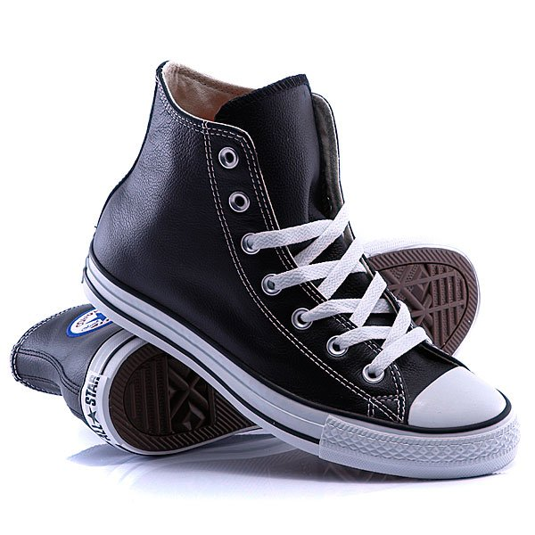 Кеды кроссовки высокие Converse Chuck Taylor Unisex As Specialty Hi Black