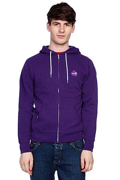 Толстовка Cliche Circle Embro Grape<br><br>Цвет: фиолетовый<br>Тип: Толстовка классическая<br>Возраст: Взрослый<br>Пол: Мужской