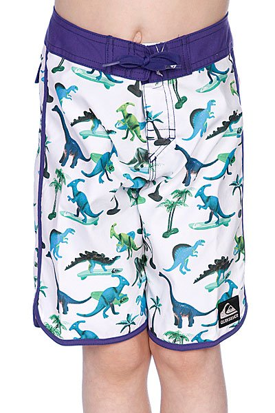 Шорты детские Quiksilver Surfasaurus Boy Bs Deep Sea Proskater.ru 679.000