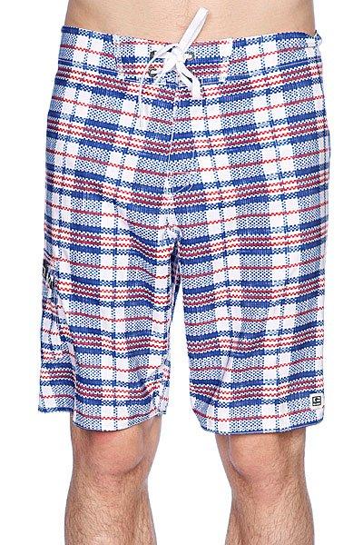 Пляжные мужские шорты Globe Kingsbury 21 Boardshort Blue<br><br>Цвет: синий,белый<br>Тип: Шорты пляжные<br>Возраст: Взрослый<br>Пол: Мужской