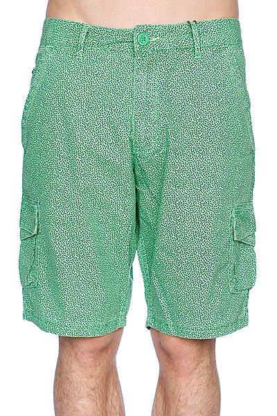 Классические мужские шорты Globe Wiggle Short Black/Green<br><br>Цвет: зеленый<br>Тип: Шорты классические<br>Возраст: Взрослый<br>Пол: Мужской