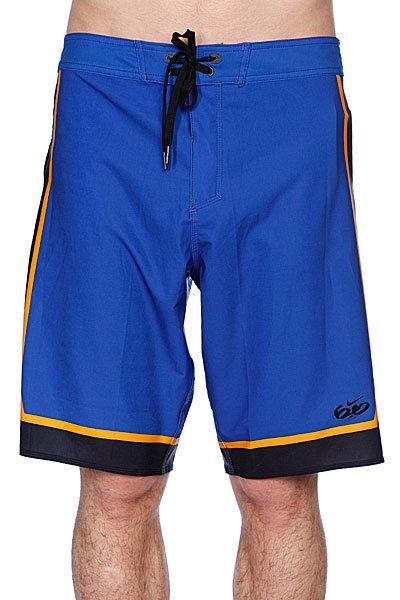 Пляжные мужские шорты Nike Full Court Blue/Black
