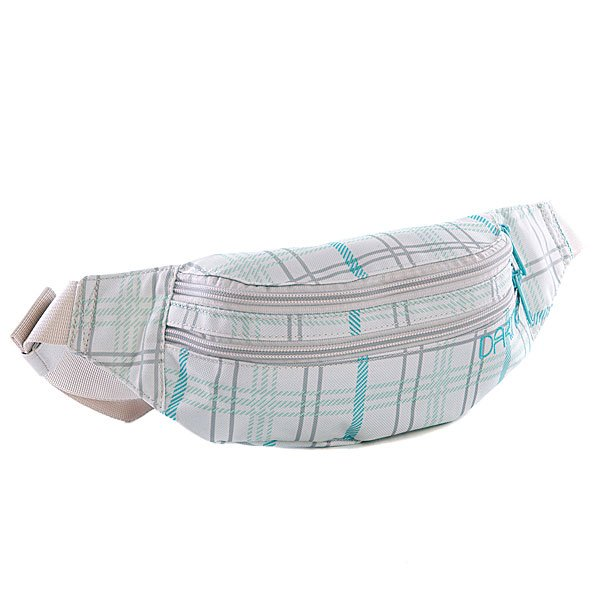 Сумка поясная женская Dakine Girls Classic Hip Pack Meadow сумка поясная dakine classic hip pack цвет синий черный 0 6 л