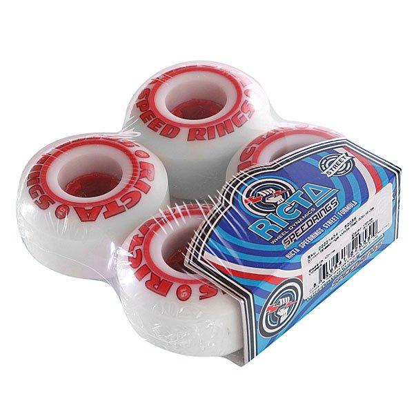Колеса для скейтборда Ricta Speedrings Red 83B 51 mm Proskater.ru 1620.000