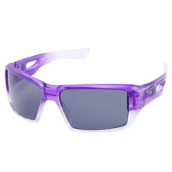 Очки Oakley Eyepatch 2 Purple/Clrfade Grey Polarized Proskater.ru 6139.000