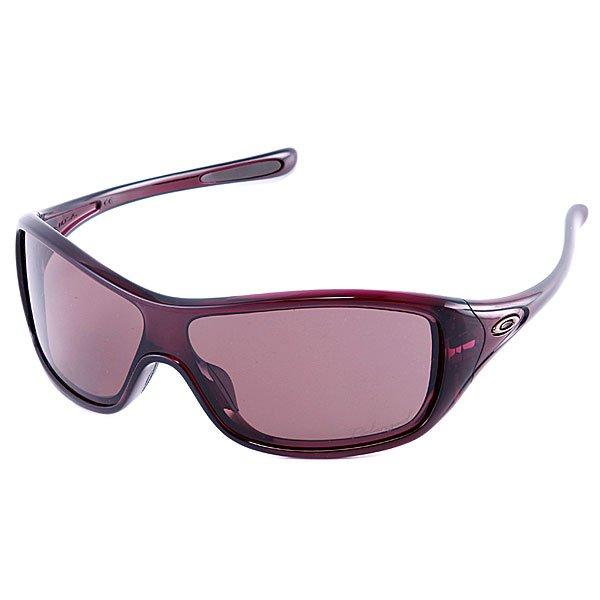 Очки женские Oakley Ideal Crystal Raspberry Oo Grey Polarized