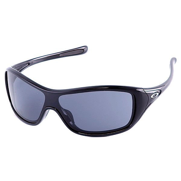 Очки женские Oakley Ideal Polished Black/Grey