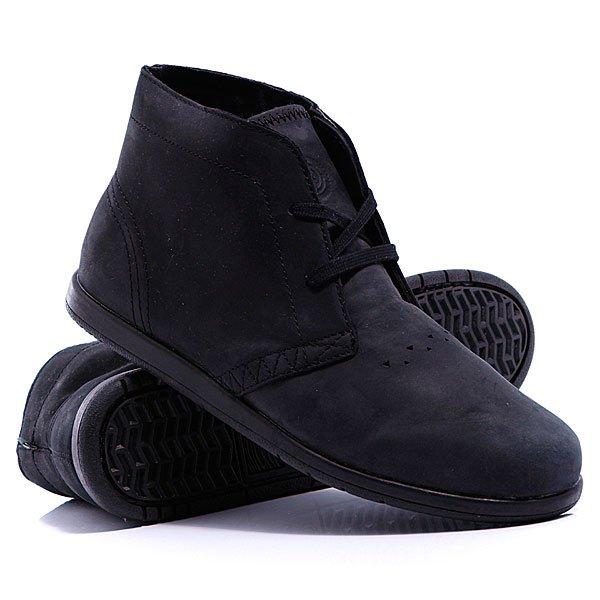 Кеды кроссовки высокие Element Prescott Black/Black кеды кроссовки высокие element preston curry