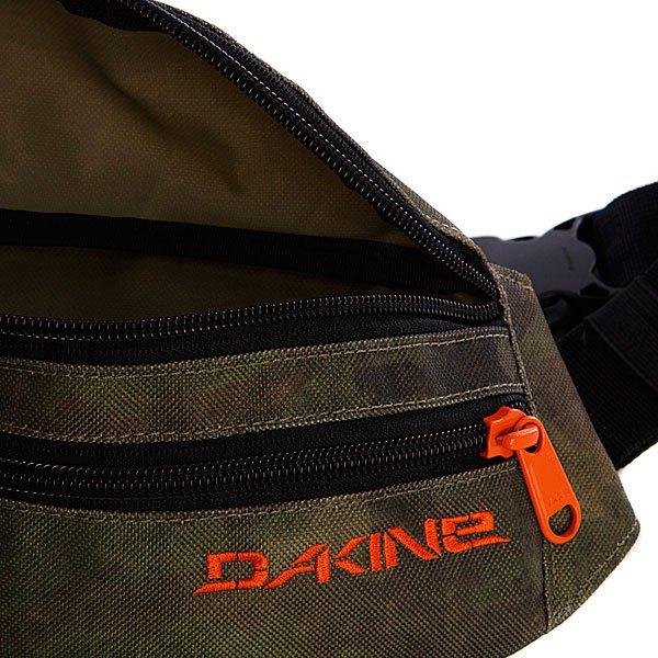 Сумка поясная Dakine Classic Hip Pack Timber