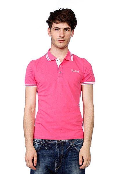 Поло Trailhead MPL 002 Pink<br><br>Цвет: розовый<br>Тип: Поло<br>Возраст: Взрослый<br>Пол: Мужской