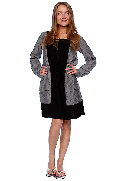 Платье женское Insight Raggedy Anne Dress Black