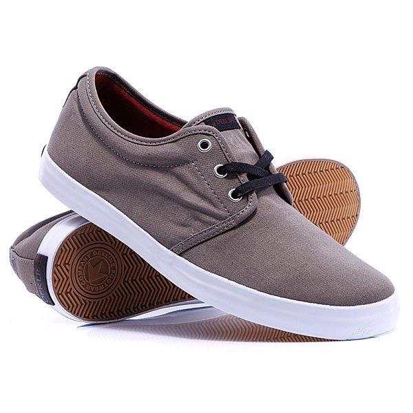 Кеды кроссовки низкие Dekline River Charcoal/BurgundyЦвет дополнительных шнурков:серый<br><br>Цвет: серый<br>Тип: Кеды низкие<br>Возраст: Взрослый<br>Пол: Мужской