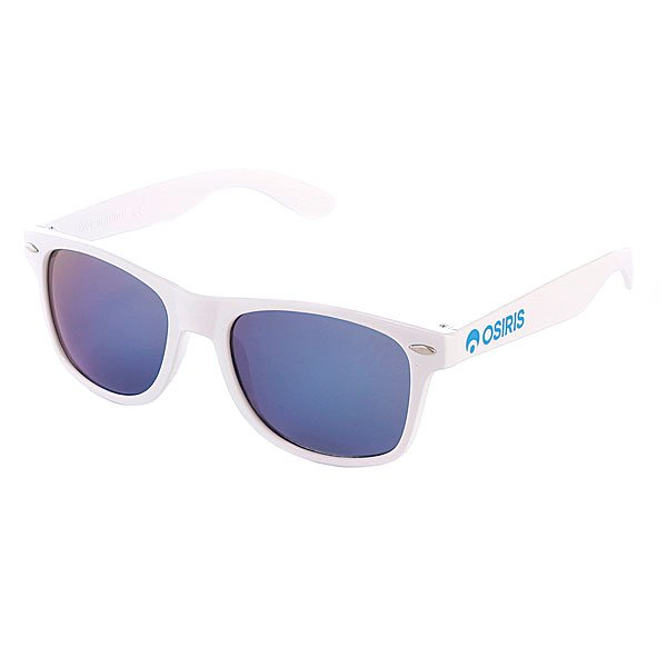 Очки Osiris De La Locs Sunglasses White/Blue Chrome