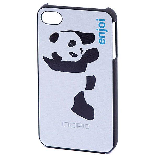 Чехол для Iphone Enjoi Panda Feather Iphone 4 Incipio Case WhiteЧехол для iPhone 4/4SВ комплекте:ЧехолЗащитная пленка на дисплей(2 шт)Тряпочка для очистки дисплея<br><br>Цвет: белый<br>Тип: Чехол для iPhone<br>Возраст: Взрослый