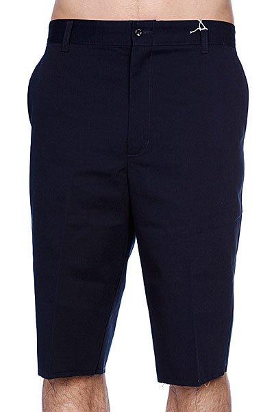 Классические мужские шорты Independent No Bs Work Navy<br><br>Цвет: синий<br>Тип: Шорты классические<br>Возраст: Взрослый<br>Пол: Мужской
