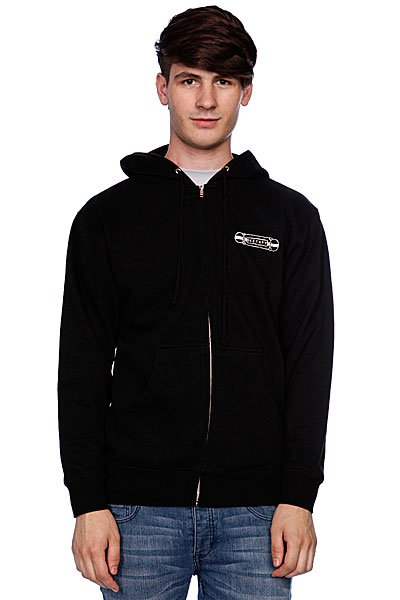 Толстовка Toy Machine Destroy Deck Black толстовка toy machine joe s style black