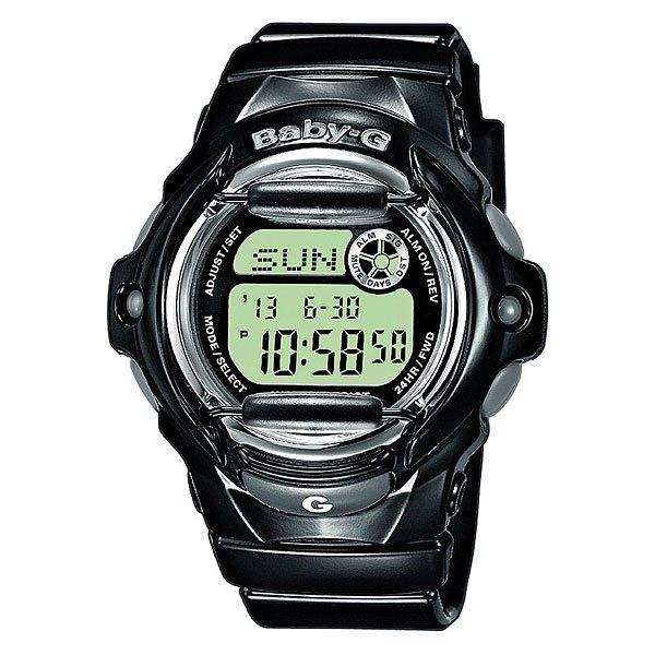 Часы женские Casio Baby-G BG-169R-1E часы унисекс casio bg 169r 1e baby g